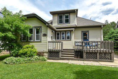 Single Family Home Active Contingent With Offer: 2372 N 85th St