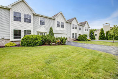 Brookfield Condo/Townhouse Active Contingent With Offer: 340 Jennifer Ln