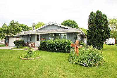 Single Family Home Active Contingent With Offer: 4426 S 92nd St