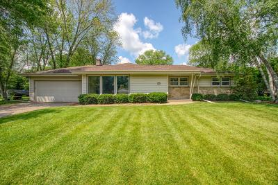 Brookfield Single Family Home For Sale: 4465 N 146th St