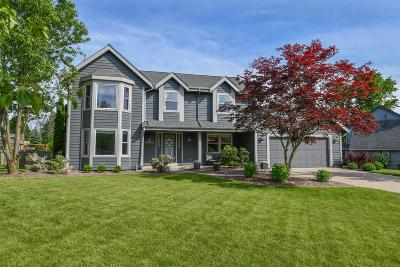 New Berlin Single Family Home Active Contingent With Offer: 4390 S Sommerset Dr