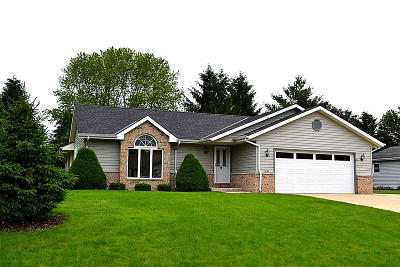 Waterford Single Family Home Active Contingent With Offer: 29746 Clover Ln