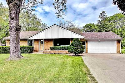 Brookfield Single Family Home For Sale: 4155 N 133rd St