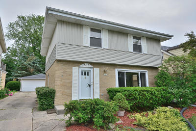 Wauwatosa Single Family Home Active Contingent With Offer: 9611 W Grantosa Dr