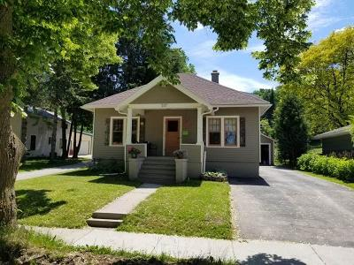 Plymouth Single Family Home Active Contingent With Offer: 537 Western Ave