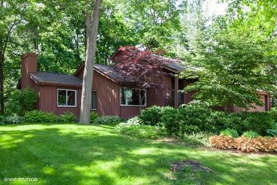Waukesha Single Family Home Active Contingent With Offer: 1608 Michael Dr
