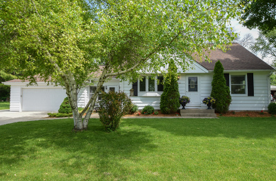 Single Family Home Active Contingent With Offer: 12626 W Park Ave