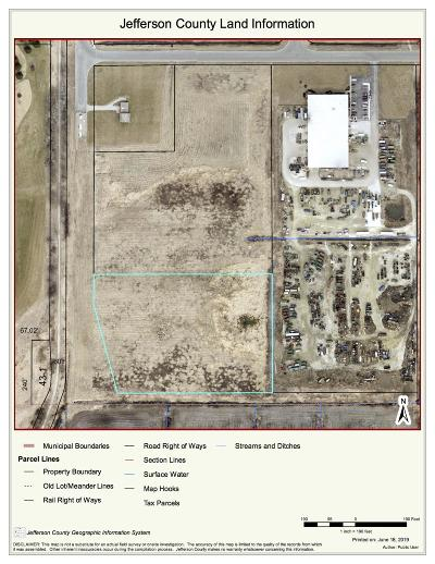 Lake Mills Residential Lots & Land For Sale: Lt10 American Pkwy