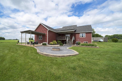 Watertown Single Family Home For Sale: N1691 Welsh Rd