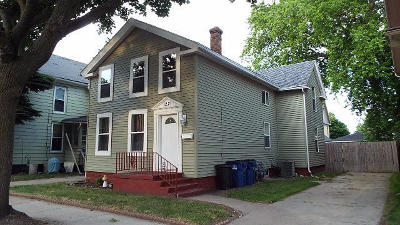 Two Family Home Active Contingent With Offer: 1221 Wisconsin Ave