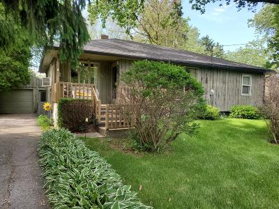 Pleasant Prairie WI Single Family Home For Sale: $169,900