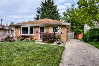 Milwaukee Single Family Home For Sale: 3122 S 97th St