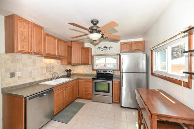 Milwaukee Single Family Home For Sale: 5646 N 27th St