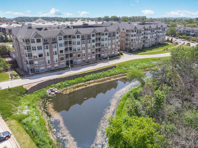 Franklin Condo/Townhouse Active Contingent With Offer: 6995 S Riverwood Blvd #307