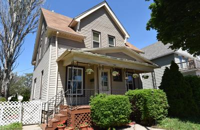 West Allis Single Family Home Active Contingent With Offer: 1121 S 60th St