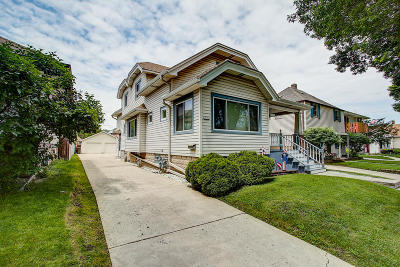 West Allis Two Family Home For Sale: 2171 S 79th St #2173