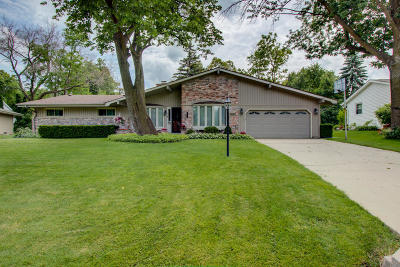 New Berlin Single Family Home For Sale: 13255 W Park Ave