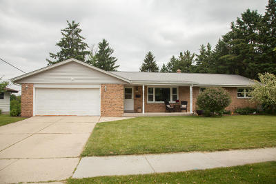 West Bend, Town Of West, Town Of Trenton Single Family Home For Sale: 1012 E Kilbourn Ave