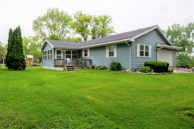 Delavan Single Family Home For Sale: 4215 Mulberry Ave