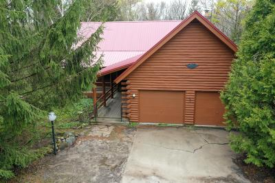 Random Lake Single Family Home Active Contingent With Offer: N626 Allen Rd