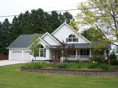 Sheboygan Single Family Home Active Contingent With Offer: 5821 Garden Grove Dr