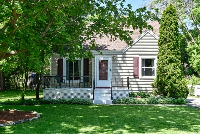 Single Family Home For Sale: 1215 Georges Ave
