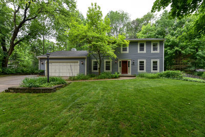 Mequon Single Family Home Active Contingent With Offer: 11647 N Austin Ave