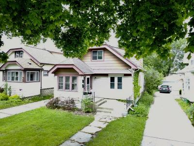 West Allis Two Family Home For Sale: 1425 S 88th St