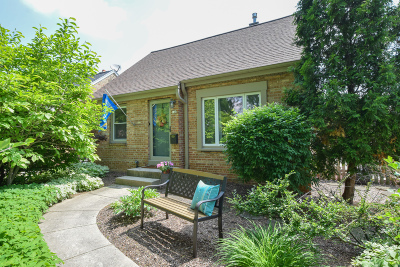 Milwaukee Single Family Home Active Contingent With Offer: 144 N 79th St