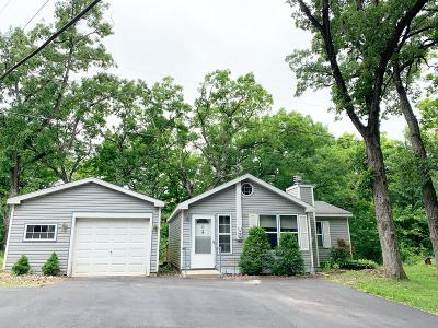 Genoa City Single Family Home For Sale: 1201 County Road H #B22