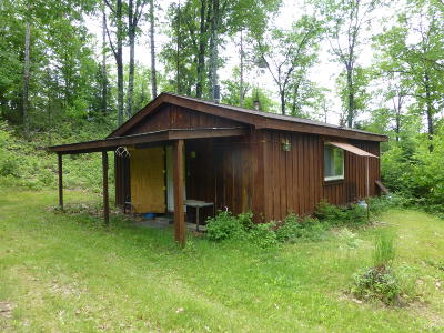 Single Family Home For Sale: 76 Acres Feller Rd