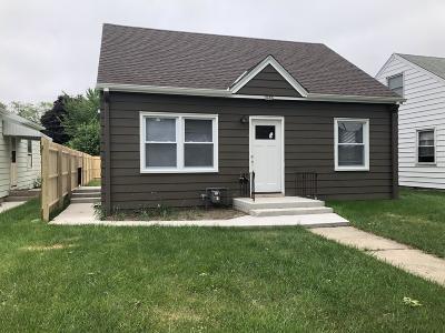 Milwaukee Single Family Home For Sale: 3602 N 81st St