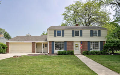 Racine Single Family Home Active Contingent With Offer: 3035 N Main St