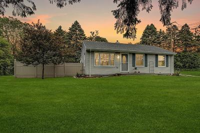 Ozaukee County Single Family Home Active Contingent With Offer: 725 S Spring St