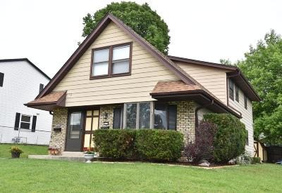 Milwaukee Two Family Home For Sale: 3634 S 92nd St #3636