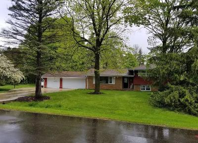 Single Family Home For Sale: 3830 Lone Elm Dr
