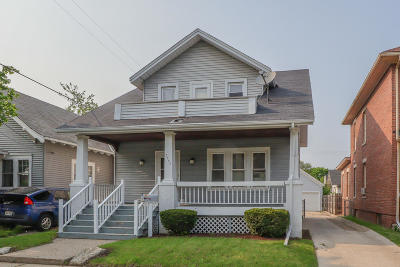 Racine Single Family Home For Sale: 3508 Kinzie Ave