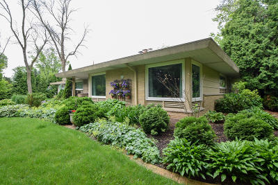 Waukesha County Single Family Home Active Contingent With Offer: 2935 S Connie Ln