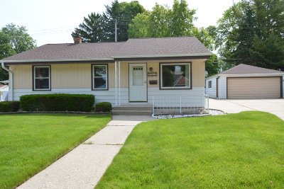 Milwaukee Single Family Home Active Contingent With Offer: 4014 S Logan Ct