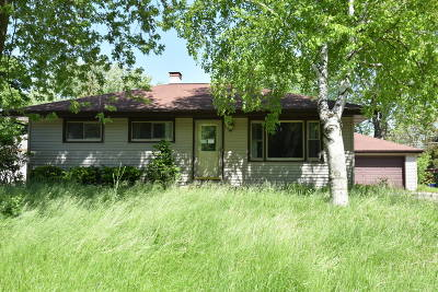 Racine Single Family Home Active Contingent With Offer: 4901 Tanglewood Ave