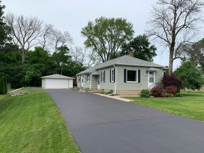 Single Family Home Active Contingent With Offer: 12616 W Park Ave