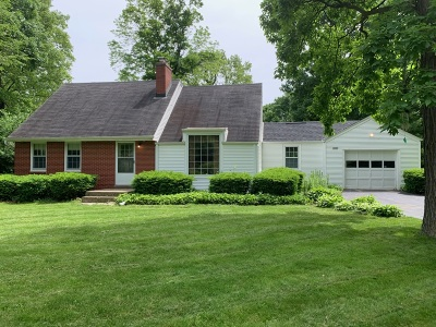 Single Family Home For Sale: 16665 Norwood Ln