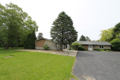 Racine County Single Family Home For Sale: 20705 Durand Ave