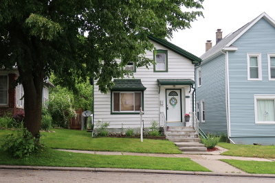 Sheboygan Single Family Home Active Contingent With Offer: 512 Niagara Ave