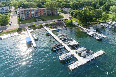 Condo/Townhouse For Sale: 150 Lake St #2E &