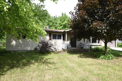 Palmyra Single Family Home Active Contingent With Offer: 208 Jefferson St