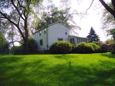 Kenosha Single Family Home For Sale: 3315 27th St