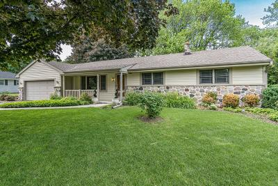 Brookfield Single Family Home Active Contingent With Offer: 13040 W Center St