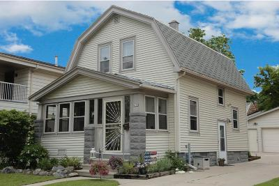 West Allis Single Family Home Active Contingent With Offer: 8750 W Lapham St