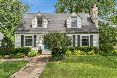 Milwaukee County Single Family Home For Sale: 8234 N Port Washington